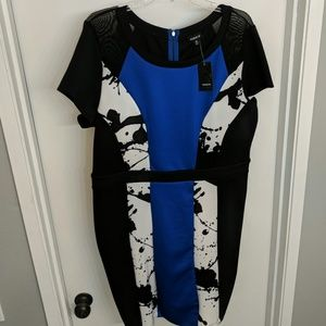 Torrid cap sleeve Dress